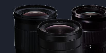 Mirrorless Lenses
