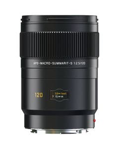 Leica APO-Macro-Summarit-S 120mm f/2.5 CS Lens