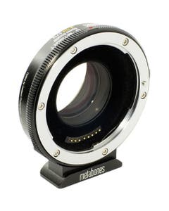 Metabones T Speed Booster Ultra 0.71x Adapter for Canon EF-Mount Lens To Micro Four Thirds Camera