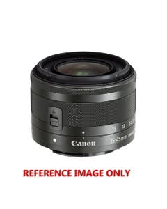 Canon EF-M 15-45mm f/3.5-6.3 IS STM Lens 803208024444 (Ex-Demo)