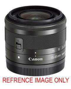 Canon EF-M 15-45mm f/3.5-6.3 IS STM Lens (Pre-Owned)