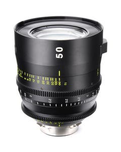 Tokina 50mm T1.5 Cinema Vista Prime Lens (EF Mount, Focus Scale In Feet)