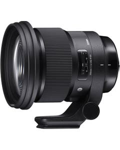 Sigma 105mm f/1.4 DG HSM Art Lens for Nikon