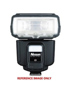 Nissin i60A Flash for Micro Four Thirds Cameras with Case 73270603164 (Pre-Owned)