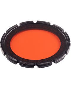 AquaTech 67mm Red Underwater Color-Correction Filter for AxisGO Water Housing