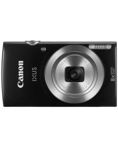 Canon IXUS 185 Digital Compact Camera (Black)