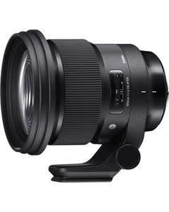 Sigma 105mm f/1.4 DG HSM Art Lens for Sigma SA