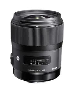 Sigma 35mm f/1.4 DG HSM Art Lens for Sigma SA