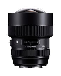 Sigma 14-24mm f/2.8 DG HSM Art Lens for Sigma SA