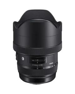 Sigma 12-24mm f/4 DG HSM Art Lens for Sigma SA