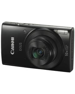 Canon IXUS 190 Digital Camera (Black)