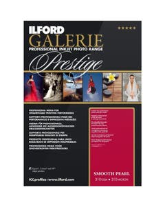 Ilford Galerie Prestige Smooth Pearl Paper A4 (25 Sheets)