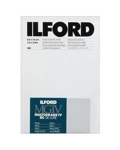 Ilford Multigrade IV RC DeLuxe Paper (44M Pearl, 3.5 x 5.5 inch, 100 Sheets)