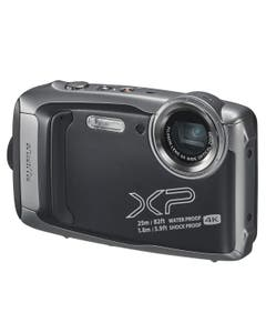 FUJIFILM XP140 Compact Camera (Dark Silver)