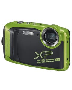 FUJIFILM XP140 Compact Camera (Lime)