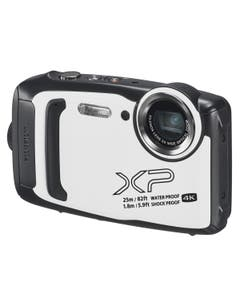 FUJIFILM XP140 Compact Camera (White)