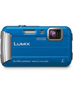 Panasonic LUMIX DMC-FT30 Digital Camera (Blue)