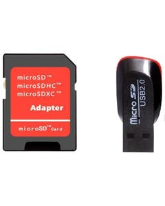SanDisk MobileMate Duo USB 2.0 Card Reader & SD Adapter