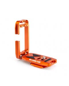 3 Legged Thing Ellie-C Short with Peak Design Capture-Compatible Base (Copper Orange)