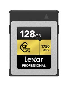 Lexar 128GB Professional CFexpress Type-B Memory Card