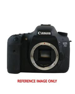Canon EOS 7D DSLR Camera With Charger & Manual 2681219578 (Pre-Owned)