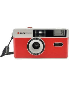 AgfaPhoto Reusable 35mm Camera (Red)
