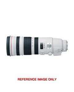 Canon EF 200-400mm f/4L IS USM Lens with Internal 1.4x Extender (Ex-Rental)