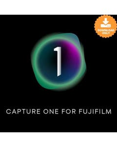 Capture One Pro 21 for FUJIFILM with licence card