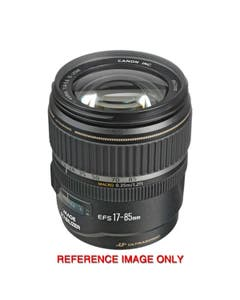 Canon EF-S 17-85mm f/4-5.6 IS USM Lens - 32117041 (Pre-Owned)