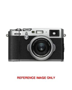 FUJIFILM X100F Camera Silver (Refurbished)