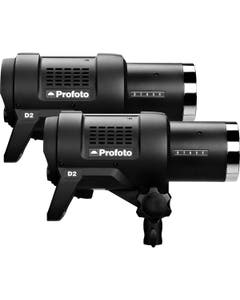 Profoto D2 Duo 500/500Ws AirTTL Monolight Kit