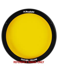 Profoto Clic Gel Yellow (Ex-Demo)