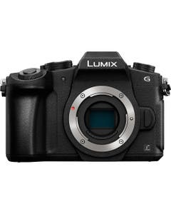 Panasonic LUMIX DMC-G85 Mirrorless Micro Four Thirds Camera