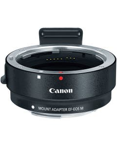 Canon EF-M Mount Adapter for Canon EF / EF-S Lenses