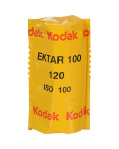 Kodak Professional Ektar 100 Colour Negative Film (120 Roll Film)