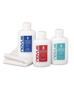 AquaTech Novus Cleaning & Scratch Remover Kit