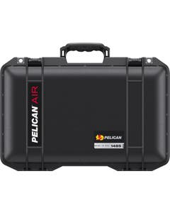 Pelican 1485 Air Compact Hand-Carry Case with Pick-N-Pluck Foam (Black)