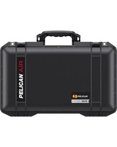 Pelican 1525 AirTP Carry-On Case with Pick-N-Pluck Foam (Black)