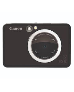Canon INSPIC S Instant Camera with Smartphone Connectivity (Black)