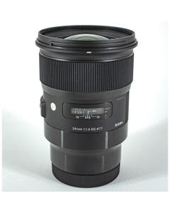 Sigma 24mm f/1.4 DG HSM Art Lens for Leica L (Pre-Owned)