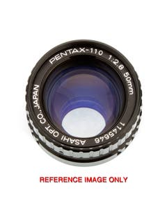 Pentax 110 System MF 50mm f/2.8 Lens (Pre-Owned)