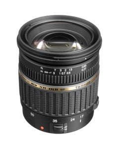 Tamron Zoom Super Wide Angle SP AF 17-50mm f/2.8 XR Di II LD Aspherical [IF] Autofocus Lens for Canon EOS Digital Cameras