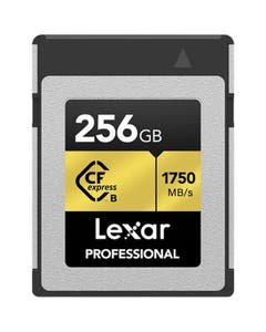 Lexar 256GB Professional CFexpress Type-B Memory Card