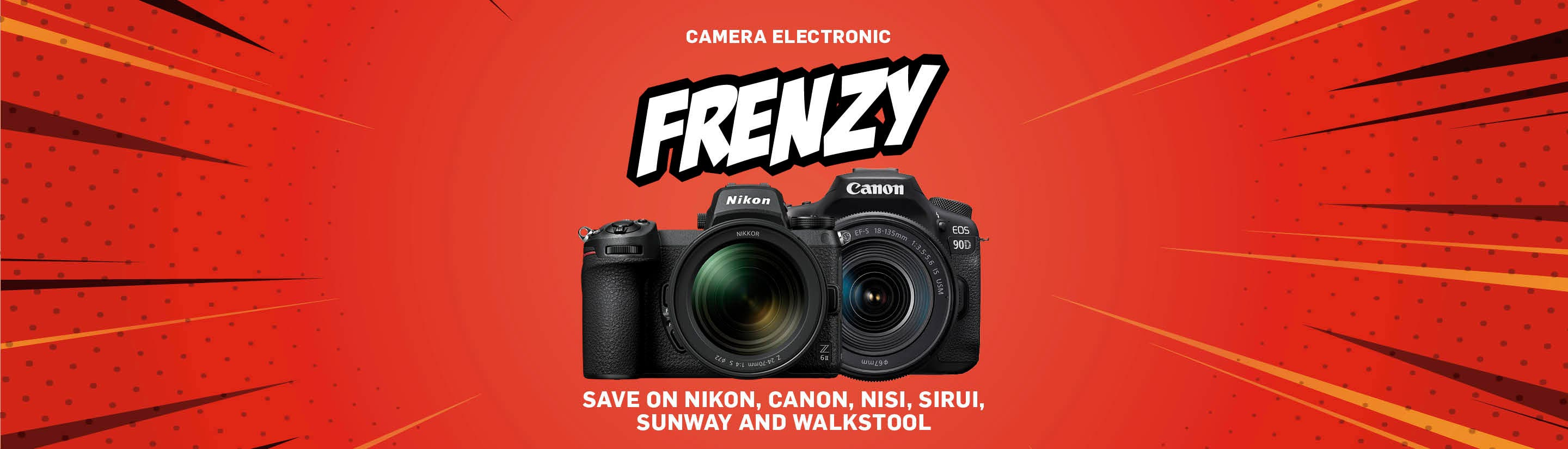 Photo Frenzy Sale May 2021